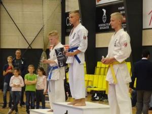 Onni Salliselle hopeaa Nordic Openissa 2014